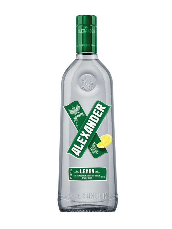 Alexander VODKA Lemon 1L