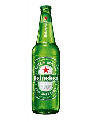 Heineken bere 0.66L X 6 bucati