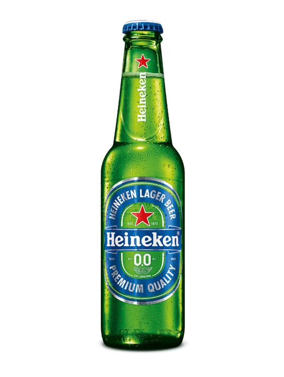 Heineken bere sticla 0% 0.33L X 6 bucati