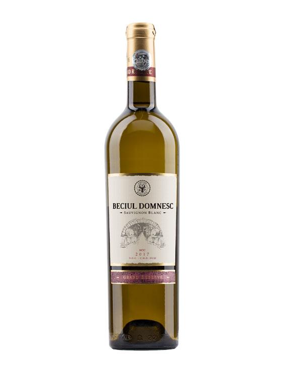 Vincon Vin Alb Beciul Domnesc Grand Reserve Sauvignon Blanc 0.75L