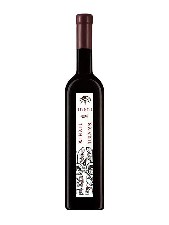 Crama Oprisor Vin Rosu Cupola Sanctis Mihail si Gavril 0.75L
