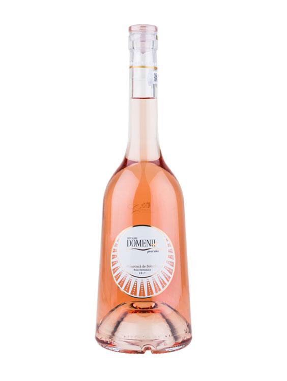 Cotnari Vin Rose Domenii Busuioaca de Bohotin demidulce 0.75L