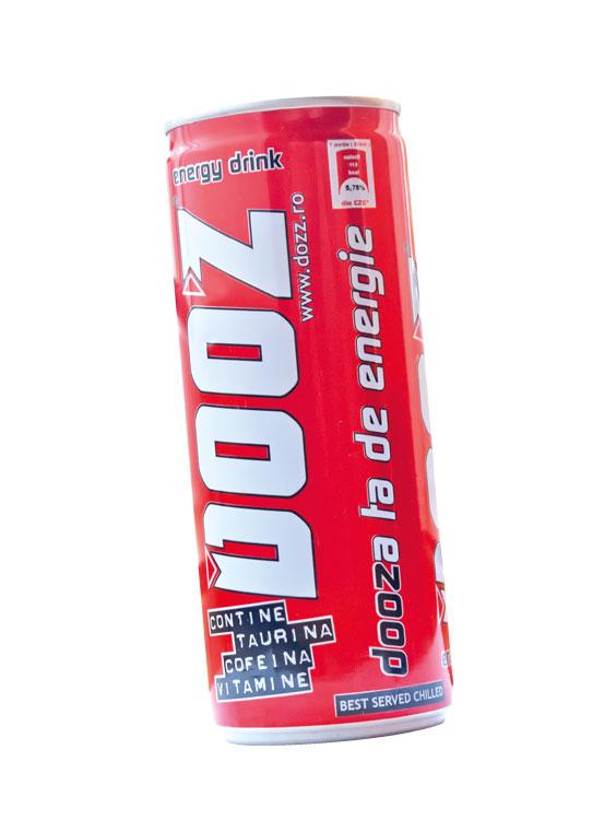Dooz Energizant 6 bucati X 0.25L
