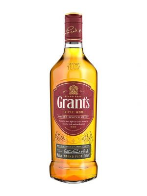 Grant's WHISKY TRIPLE WOOD 0.7L