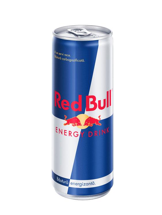 Red Bull Energy Drink 6 bucati X 0.25L