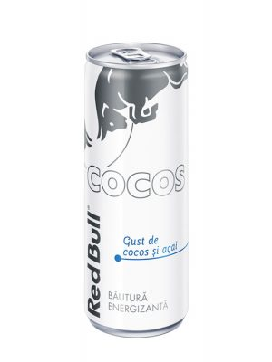 Red Bull Energy Drink Cocos 6 bucati X 0.25L