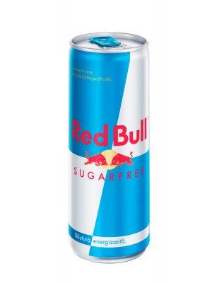 Red Bull Energy Drink Sugarfree 6 bucati X 0.25L