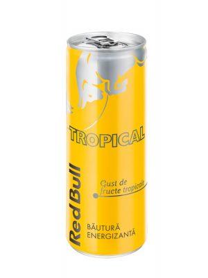 Red Bull Energy Drink Tropical 6 bucati X 0.25L