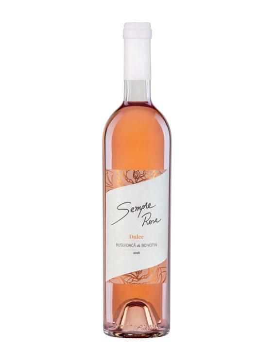 Vincon Vin Sempre Rose Busuioacă de Bohotin 0.75L
