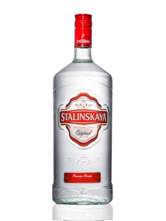 Stalinskaya Vodka 1.75L