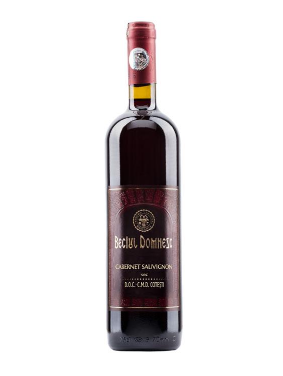Vincon Vin Rosu Beciul Domnesc Cabernet 2 BUCATI X 0.75L
