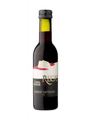Cramele Recas Vin Rosu Castel Huniade Cabernet Sauvignon 6 bucati x 187ml