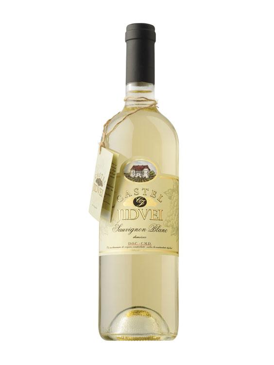 Jidvei Vin Alb Castel Sauvignon Blanc 0.75L