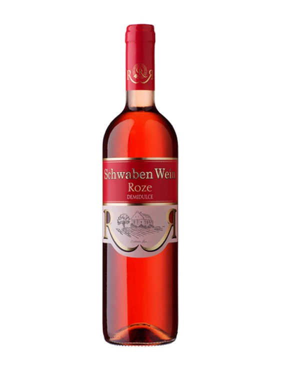 Cramele Recas Vin Rose Schwaben 2 bucati X 0.75L
