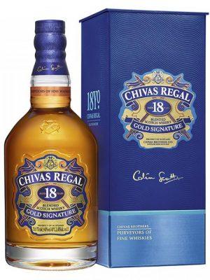 Chivas Regal Whisky 18YO 0.7L