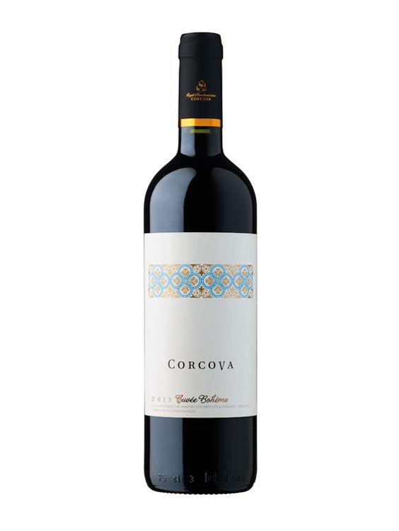 Corcova Vin Rosu Reserve Cuvee Boheme 0.75L