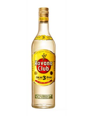 Havana Club Rom 3Y 0.7L