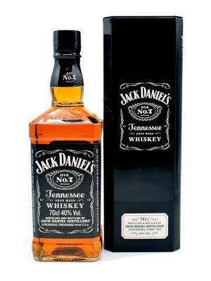 Jack Daniel's Whisky 0.7L TIN BOX