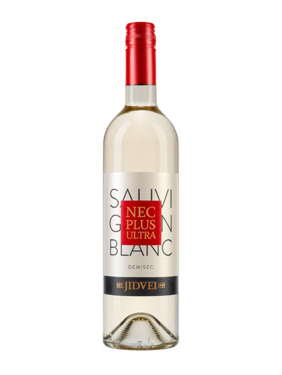 Jidvei Vin Alb Nec Plus Ultra Sauvignon Blanc 0.75L