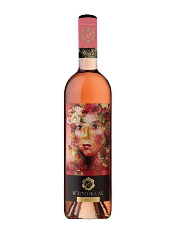 Cramele Recas Vin Rose Regno Recas 0.75L