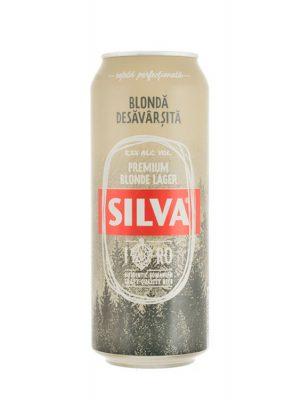 Silva Bere Blonde Lager Doza 0.5L X 6 bucati