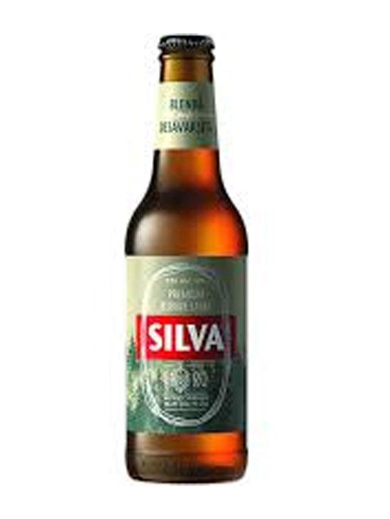 Silva Bere Blonde Lager 0.33L X 6 bucati
