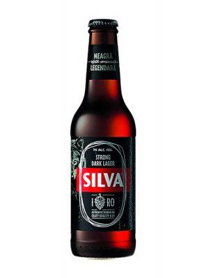 Silva Bere Dark Lager 0.33L X 6 bucati