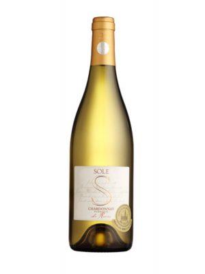 Cramele Recas Vin Alb Sole Chardonnay barique 0.75L