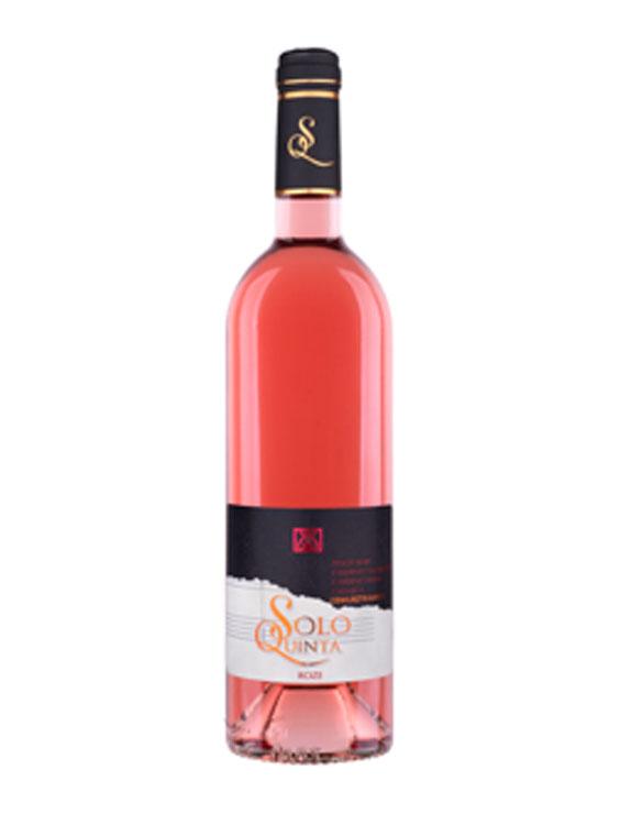 Cramele Recas Vin Rose Solo Quinta 0.75L