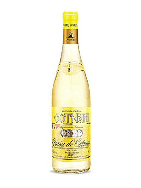 COTNARI Vin Feteasca Alba Demidulce 3 bucati X 0.75L
