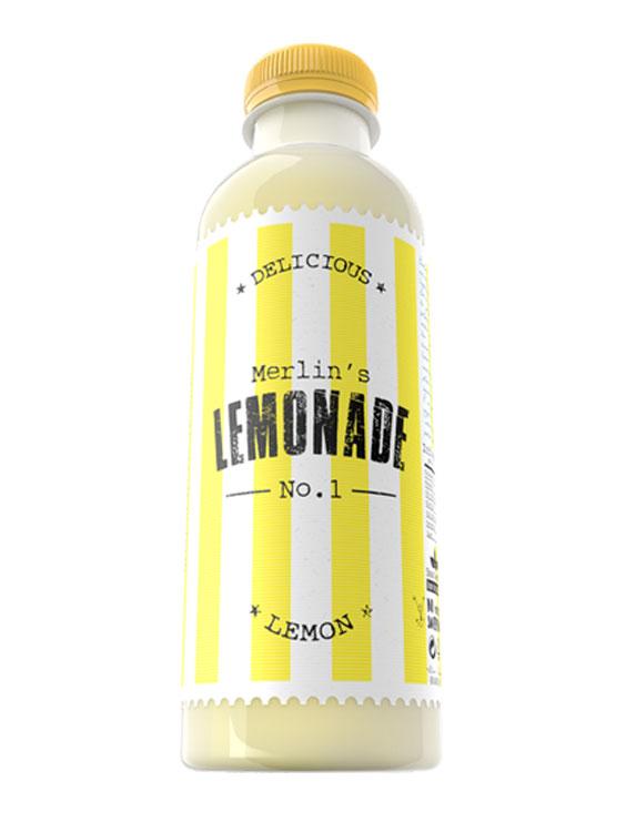 MERLIN'S Lemonade 6 bucati X 0.6L