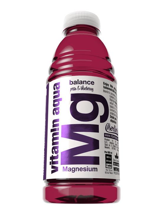 VITAMIN AQUA Magnesium 6 bucati X 0.6L