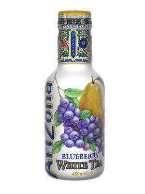 Arizona Blueberry White Tea 6 bucati X 0.45L