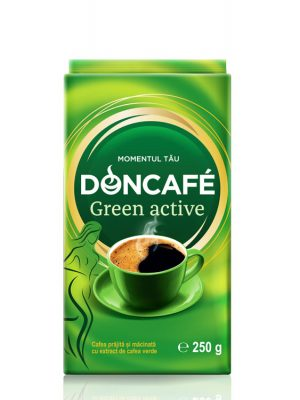 Don Cafe Green Active 2 bucati X 250GR
