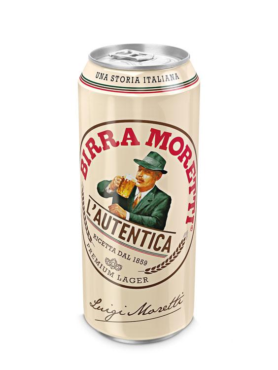 Birra Moretti bere doza 0.5L X 6 bucati