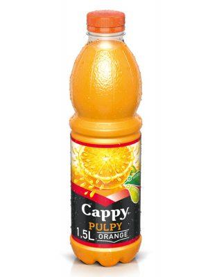 Cappy Pulpy Suc Portocale PET 6 BUCATI X 1.5L