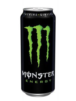 Monster ENERGIZANT GREEN DOZA 4 BUCATI X 0.5L