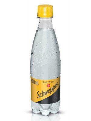 Schweppes Tonic Water PET 6 BUCATI X 0.5L