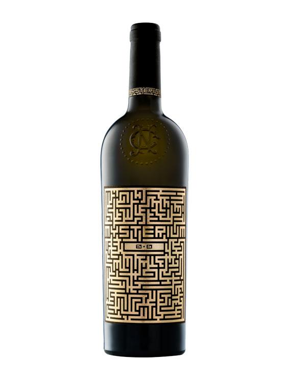 JIDVEI Vin Alb Mysterium Traminer Sauvignon Blanc 0.75L