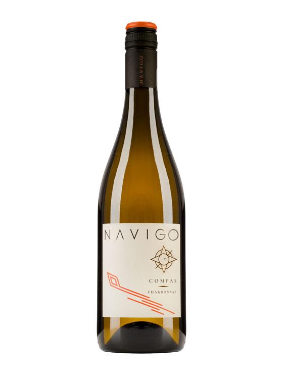 Jidvei Vin Alb Navigo Compas Chardonnay 0.75L