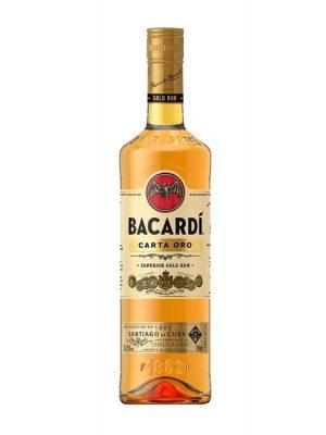BACARDI ROM CARTA ORO 0.7L