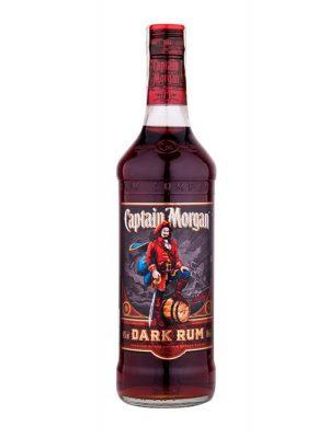 Captain Morgan Rom Dark 0.7L