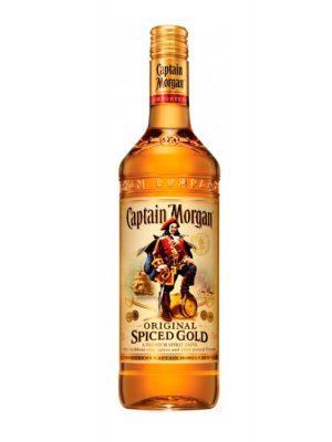 Captain Morgan Rom Original Spiced Gold 1L