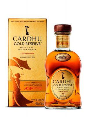 CARDHU GOLD RESERVE SINGLE MALT WHISKY 0.7L