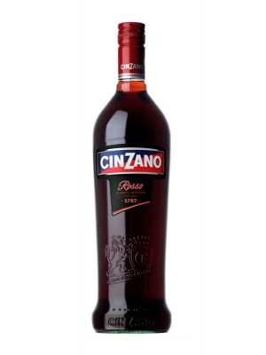 Cinzano Vermut Rosso 1L
