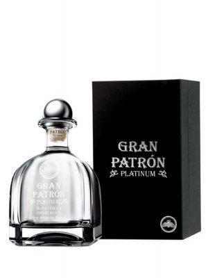 GRAN PATRON TEQUILA PLATINUM 0.7L
