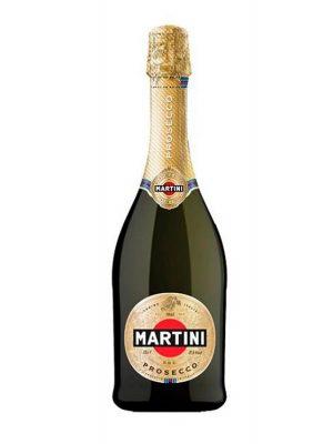 MARTINI PROSECCO DOC SPARKLING  0.75L
