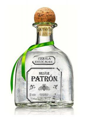 PATRON TEQUILA SILVER 0.7L