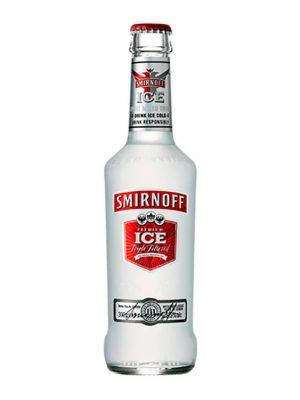 SMIRNOFF VODKA RED ICE GLASS 4 BUCATI x 0.275L