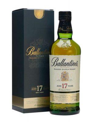 BALLANTINES WHISKY 17 YO 0.7L